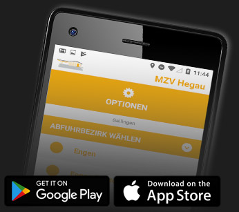 MZV Hegau App